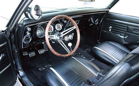 1968 camaro interior all chevy cars and trucks news reviews chevy