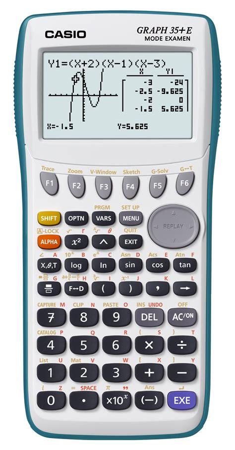 calculatrice graphique bureau en gros casio graph 35 e calculatrice graphique usb avec mode