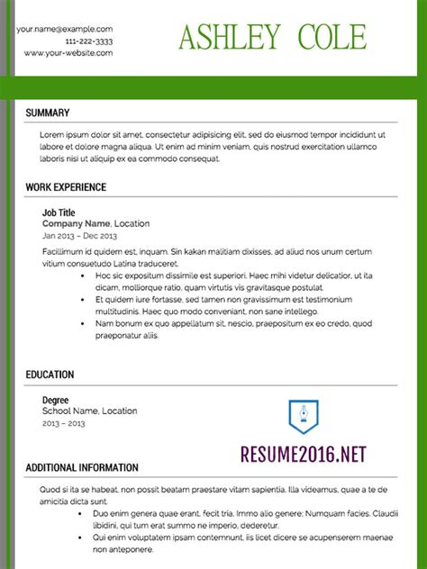 resume updated format 2015 get back in the market in 2016 write your winning 2016 resume