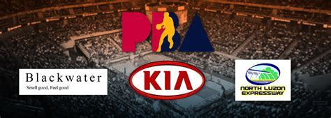 Pba Kia Team Kia Nlex Blackwater Approved As New Pba Teams