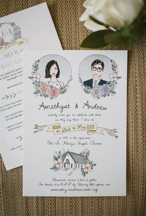 Cool Wedding Invitations by 17 Best Ideas About Cool Wedding Invitations On