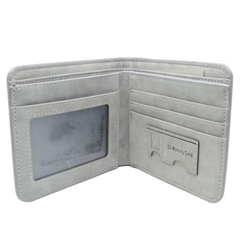 Dompet White baellerry dompet kulit pria bahan nubuck model horizontal white jakartanotebook