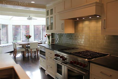 Kitchen Cabinets In Maryland Custom Kitchen Cabinets In Bethesda Md Kountry Kraft