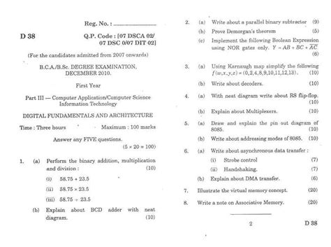 Bharathiar Mba Question Papers 2011 by 2018 2019 Studychacha View Single Post Bharathiar