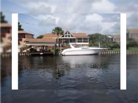 fiberglass boat repair fort walton beach sea ray 3735 express cruiser for sale daily boats buy