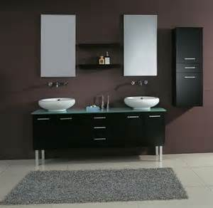 wall mounted bathroom vanities and why they sometimes