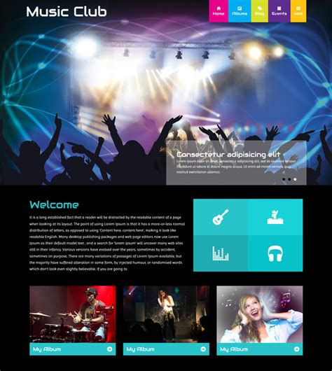bootstrap theme free event free event bootstrap template list of best quality html5