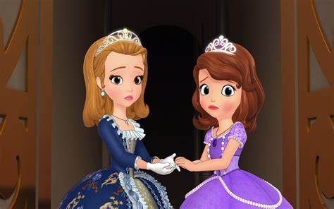 princess sofia and princess amber in sofia the first princess sofia mickey mouse pictures
