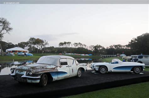 gmc sedan 1955 gmc lasalle ii sedan concept pictures history value