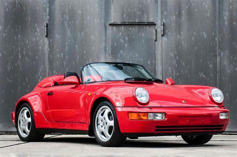 Porsche 964 Speedster by 964 Speedster Turbo Look Turbo Look Register