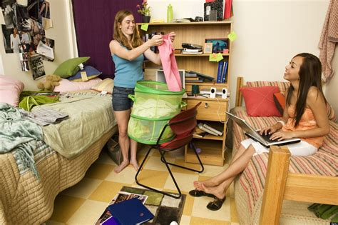Room Mats the pros and cons of rooming with a high school friend in college