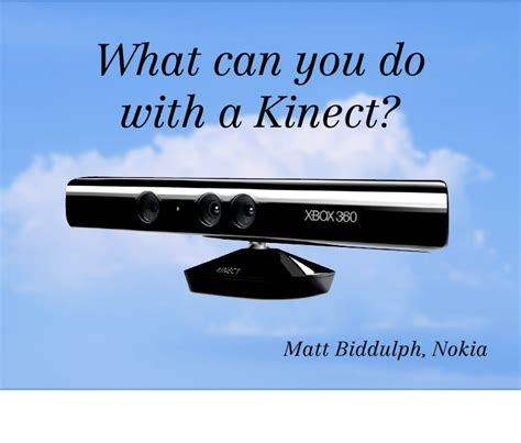 What Can You Do With Md Mba by What Can You Do With A Kinect