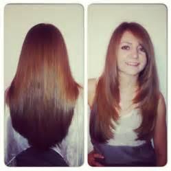 layered vs shingled hair long layers haircut my work pinterest layer haircuts
