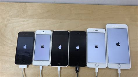 9 Iphone Plus by Ios 9 Beta Iphone 6 Plus Vs Iphone 6 Vs Iphone 5s 5c 5
