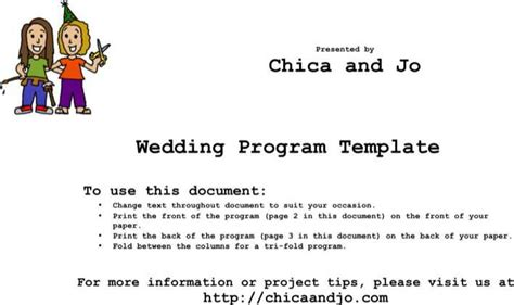 Editable Free Tri Fold Wedding Program Template Word Doc Download Free Premium Templates One Page Wedding Program Template 2