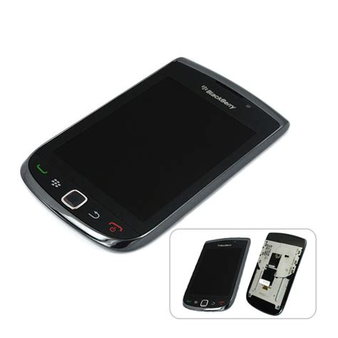 Flexibel Lcd Blackberry Torch 9800 Original torch lcd screen combo module display glass cellspare