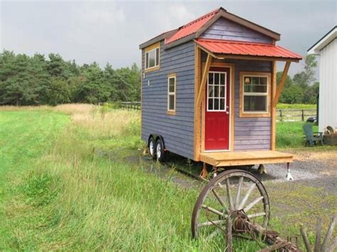 tiny house trailer tiny house on a trailer pinterest