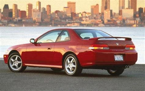 1997 Honda Prelude Type Sh by 2000 Honda Prelude Information And Photos Zombiedrive
