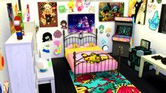 of the nerds moon room sims 4 designs freezer bunny wall sims 4 decoration