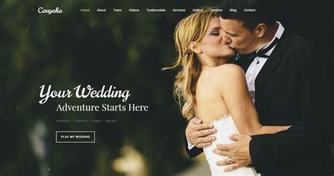 Engagement Website Templates Make Your Big Day Bigger Destination Wedding Website Template