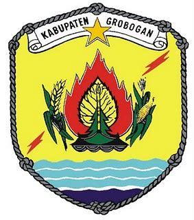 New Kaos Putih Bondan Prakoso by Logo Grobogan Hitam Putih 171 Adi Wibowo S