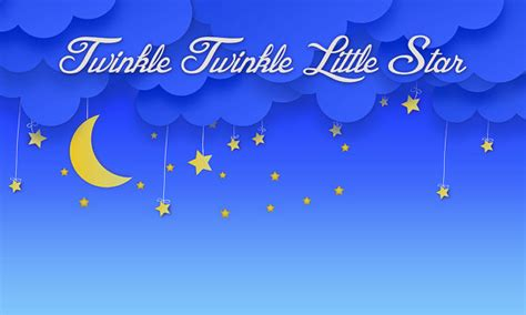 Bedroom Wall Color by Twinkle Twinkle Little Star Themed Party Backdrop