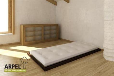 letto alla giapponese futon e tatami dormire alla giapponese