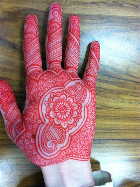 Henna Design With Pen | henna with pen makedes com