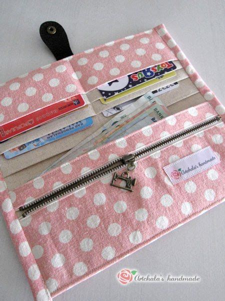 Handmade Wallet Tutorial - best 25 fabric wallet ideas on diy wallet