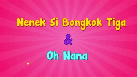 download lagu havana oh nana didi friends promo lagu baru nenek si bongkok tiga