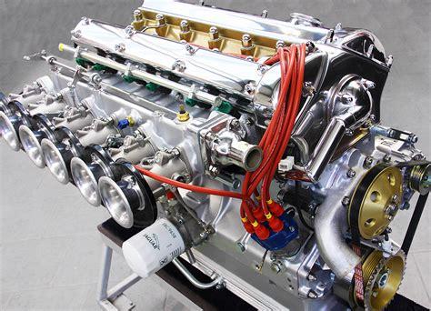 Car Engine Types V by Jaguar Eagle Speedster Nbihc