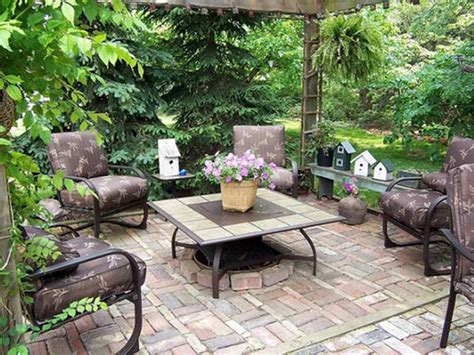 home design beautiful simple outdoor patio ideas simple