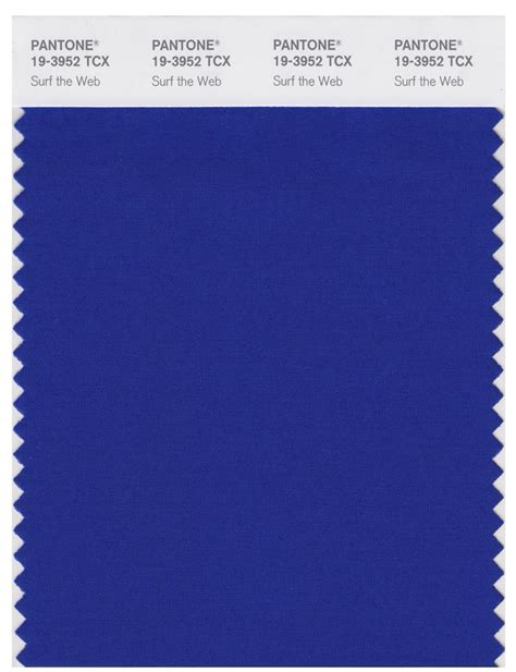 pantone smart   tcx color swatch card surf  web
