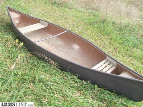 canoes cheap armslist for sale canoe