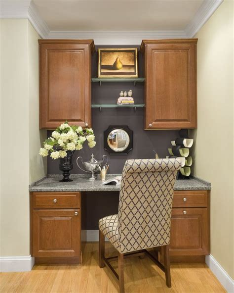desk in kitchen ideas kitchen desk design for the home pinterest