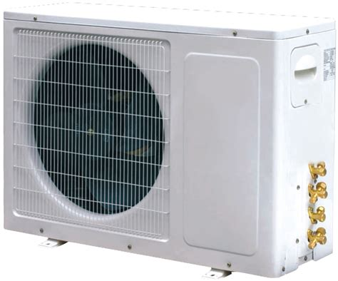 Unit Ac Lg 48000 btu dual zone 4 ton ductless split air conditioner