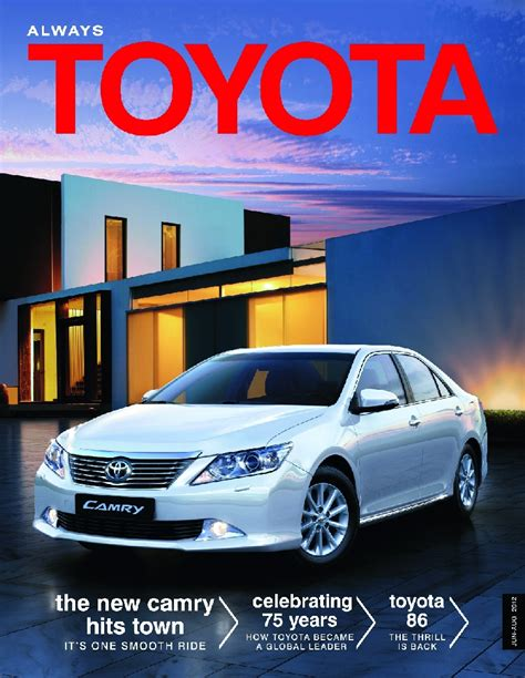 Toyota Publications Media Releases Singapore Press Holdings
