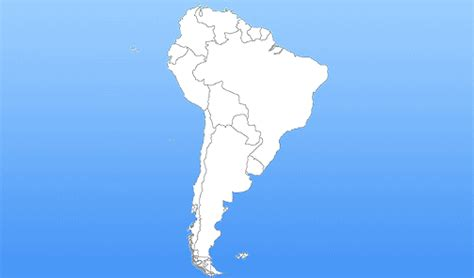 south america map with names south america map without names quotes