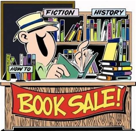 what books sell best book sale clipart fremont area district library for clip