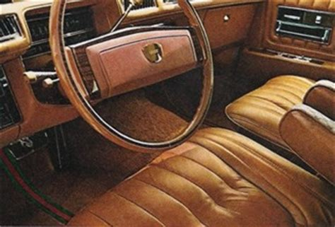 Gucci Interior For Cars For Sale by 1978 1979 Cadillac Gucci Seville