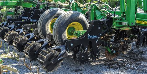 No Till Planter Attachments by Adjusting Equipment Adding Crops Improves No Till