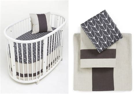 nordstrom crib bedding oilo stokke team up for nordstrom 171 buymodernbaby