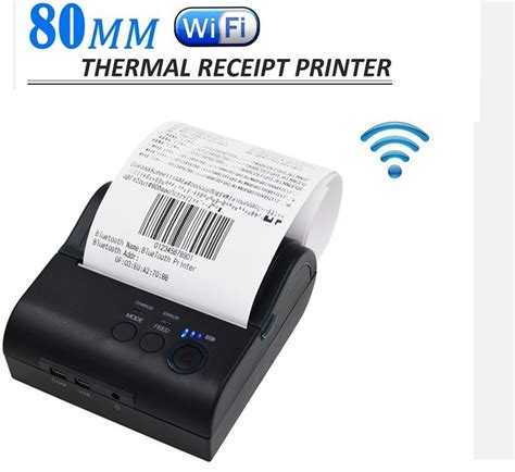 80mm receipt template for receipt printer 2pcs lot wireless wifi 80mm thermal printer receipt for