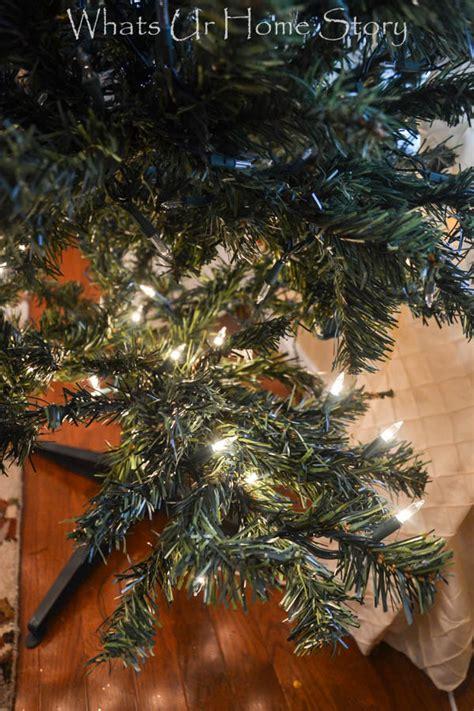 how to hang christmas tree lights whats ur home story