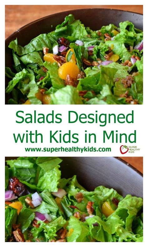 with kids in mind salads designed with kids in mind kid salads and for kids
