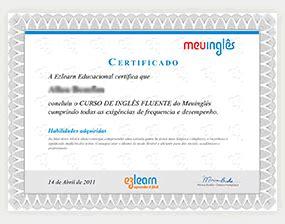 cursos de ingles gratis certificado om personal aprender ingles certificado do curso de ingl 234 s online meuingles