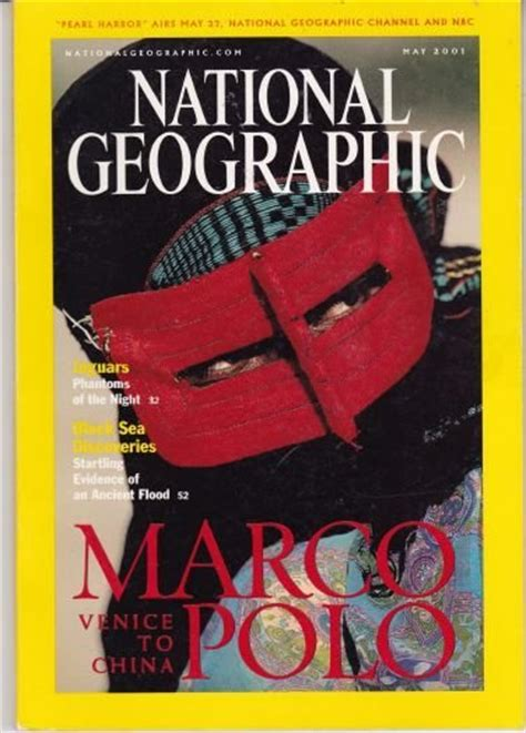 Polo National Geographic 1 national geographic may 2001 marco polo venice to china