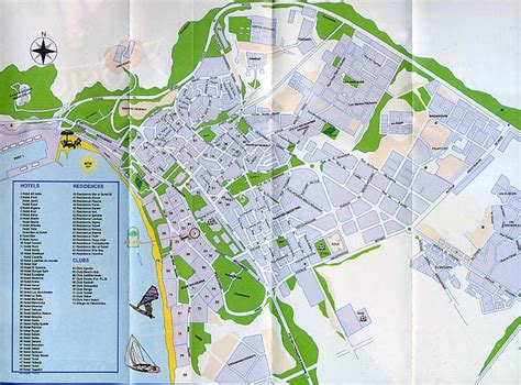 maps c maps of agadir