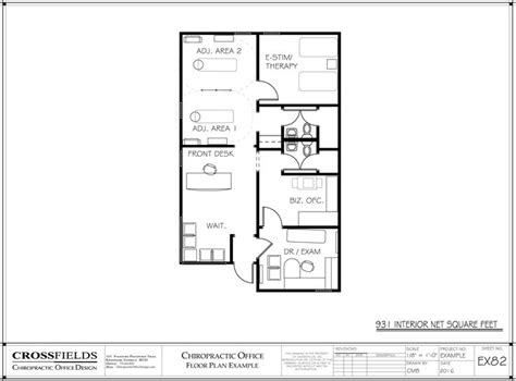 chiropractic office floorplan with open adjusting 30 best chiropractic office ideas images on pinterest