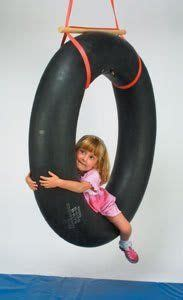 swing tubes tire swings latex and swings on pinterest